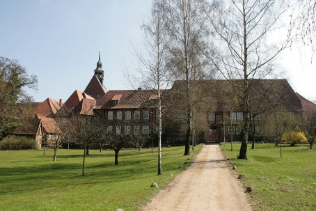 Das Kloster Lüne in Lüneburg ist eines der ältesten Sehenswürdigkeiten der Stadt