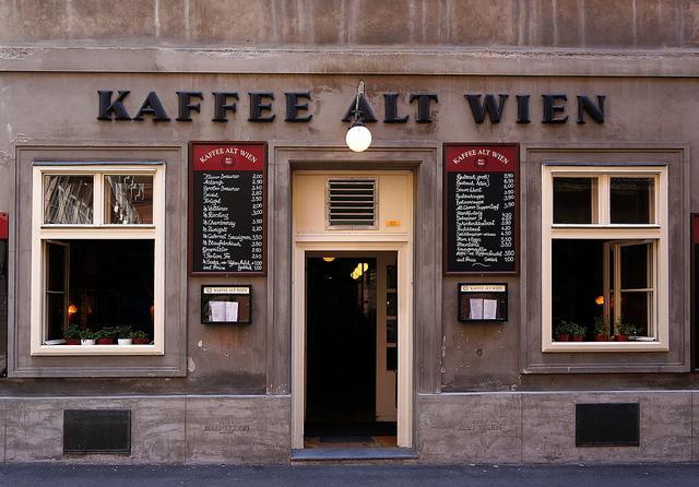 Wiener Kaffehauskultur
