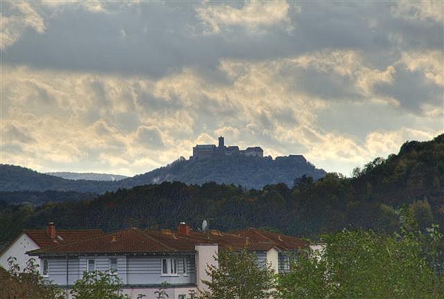 Thuringian Forest Wartburg