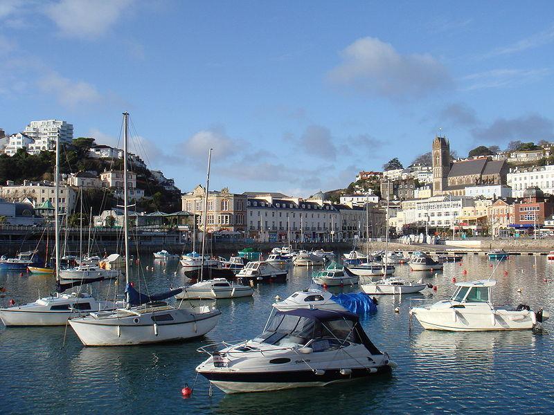 Hafen von Devon
