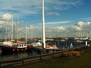 Heiligenhafen Marina