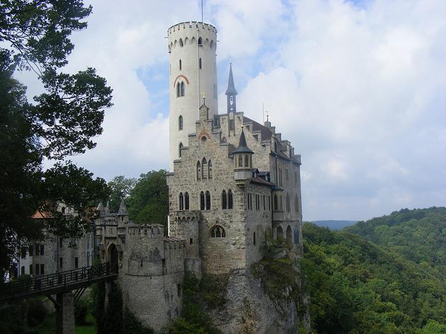 Schwäbische Alb - Lichtenstein