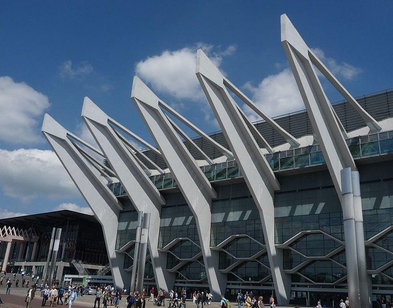 Bremens Stadthalle ÖVB-Arena