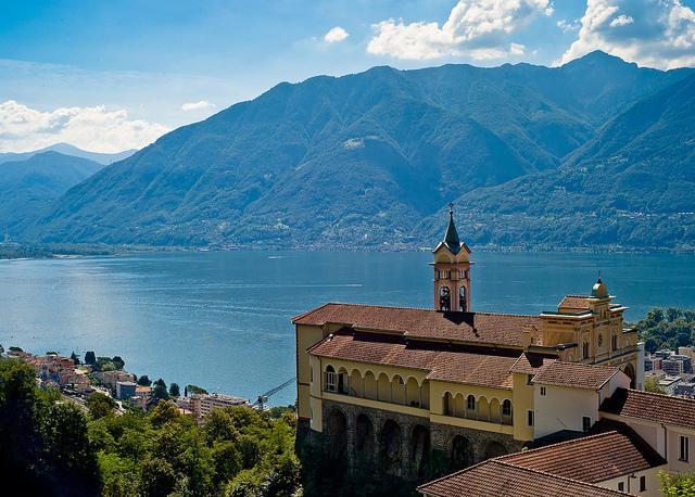 Ticino Madonna del Sasso