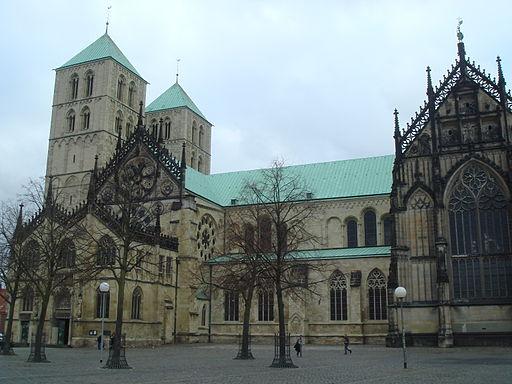 Der Dom von Münster