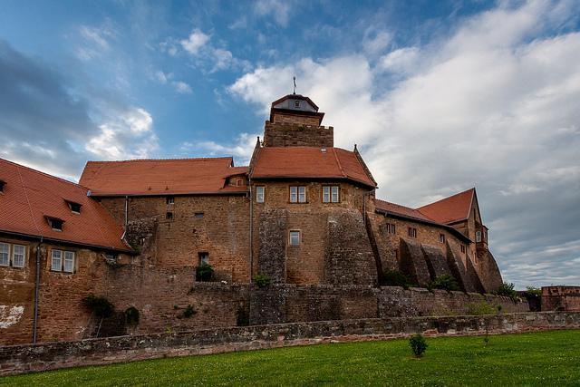 Odenwald - Burg Breuberg