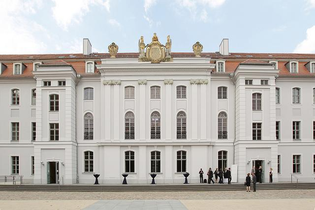 Hauptgebäude der Ernst-Moritz-Arndt-Universität