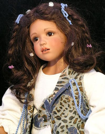 Historische Puppe
