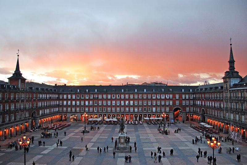 Plaza de Mayor