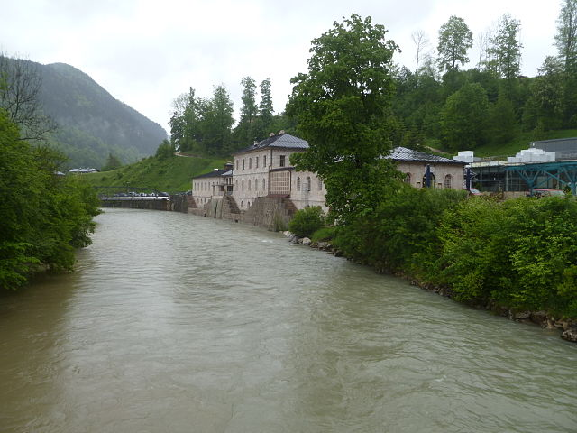 Salzbergwerk in Berchtesgaden