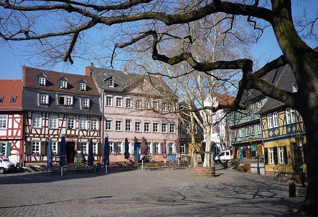 Die Höchster Altstadt