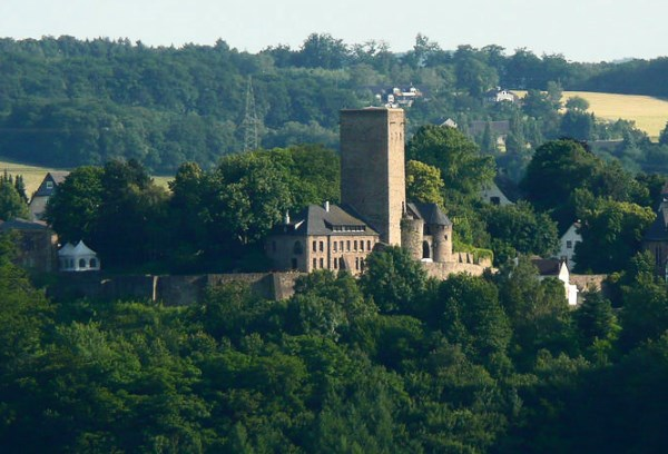 Burg Blankenstein in Hattingen