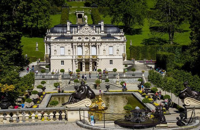 Schloss Linderhof