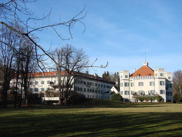 Schloss Possenhofen