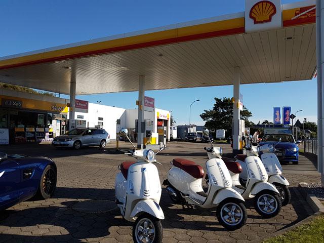 Sylt Shell Tankstelle