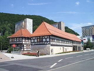 Das Waffenmuseum in Suhl
