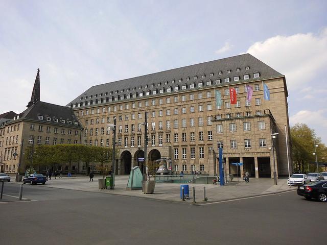 Rathaus von Bochum