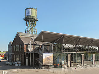 Jahrhunderthalle in Bochum