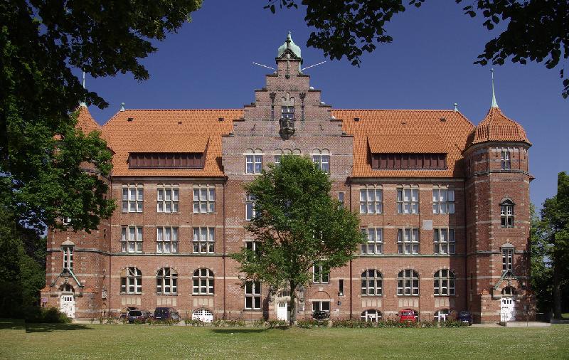 Heinrich-Sauermann-Haus Museumsberg Flensburg