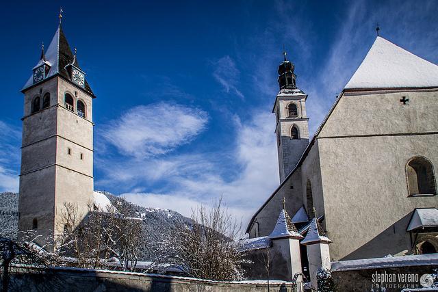 Liebfrauenkirche und Pfarrkirche