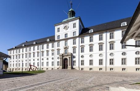 Schloss Gottorf bei Schleswig