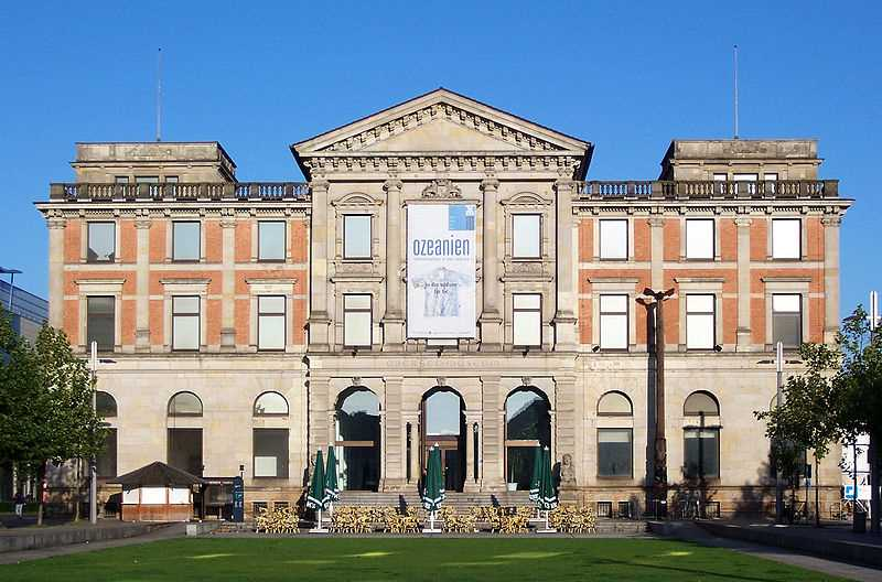 Übersee-Museum in Bremen