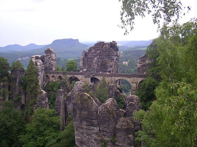 Saxon Switzerland Bastei