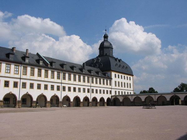 Schloss Friedenstein in Gotha