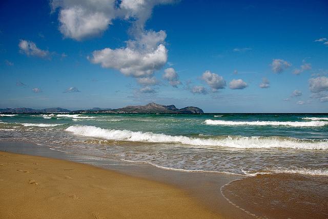 Spain: Beach