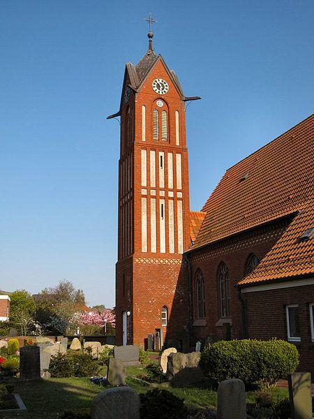Inselkirche von Langeoog