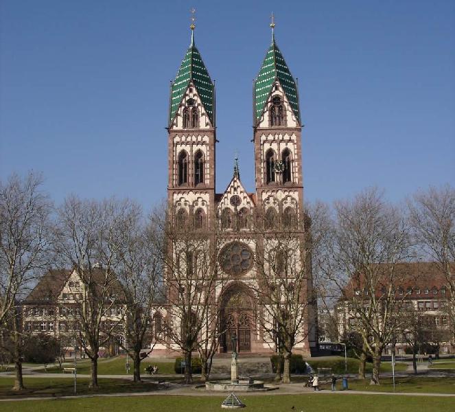 Herz-Jesu-Kirche Freiburg Stühlinger
