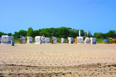 Strandurlaub auf der Halbinsel Priwall