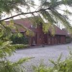 Ferienhof Muhl Blockhaus 2 - Wulfen