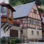 Altes Elbschifferhaus Königstein - Königstein