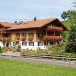 Landhaus Ritter Wohnung Hörnerblick - Sonthofen