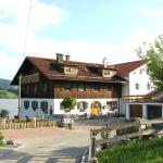 Ferienwohnung 2 Haak direkt am Rottachsee - Sulzberg