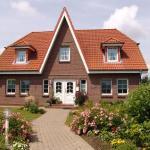 Haus SAFIA - Wohnung 2 - Büsumer Deichhausen