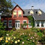 Haus Rosengarten - Friesensonne - Nebel