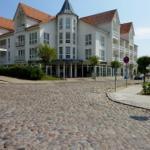 Haus Baltic Wohnung 10 mit Süd-Balkon  - Sellin