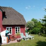 Altes Mühlenhaus in Wrixum;  Hausteil 2 - Wrixum