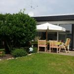 Strandhaus mit Meerblick - Staberdorf