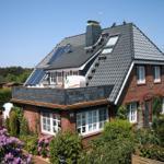 Ferienhaus Gudrun Schmidt - Ferienwohnung A - Süddorf