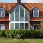 Haus am Meer mit  Panorama Meeresblick - Strukkamp