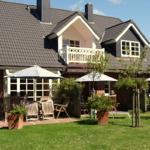 Landhaus Friedrichshain, Thomas Mann - Westerland
