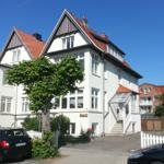 Haus Übersee-Fewo Sansibar - Lübeck