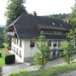 Hirschlehaus FeWo Bärental - Hinterzarten