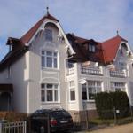 Apartment LUV im Ferienhaus OSTSEEROSE - Lübeck