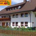 Ferienwohnung Kaiser - Häusern