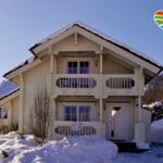 FerienBlockhaus**** - nur 100m zum Skilift Sonnenhang