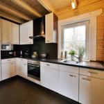 FerienBlockhaus**** - offene Küche